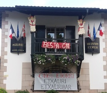ETXAURIBAR – ITSASU: Kohesioan elkarrekin haziz