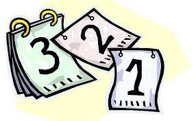 Calendario salas