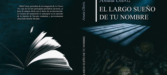"""EL LARGO SUEÑO DE TU NOMBRE"" LIBURUAREN AURKEZPENA"