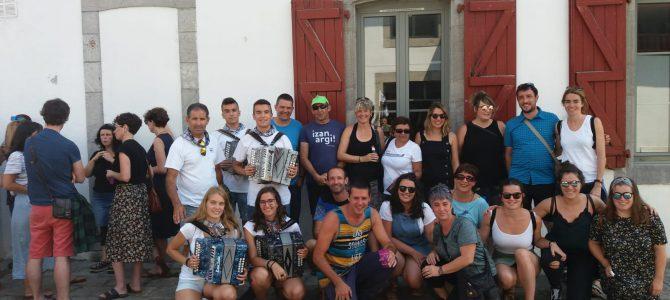 ETXAURIBAR – ITSASU: Etxauribar bisita 2019