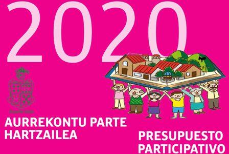 PRESUPUESTOS PARTICIPATIVOS 2020: VOTACIÓN
