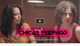 CHICAS PREPAGO: CORTOMETRAJE